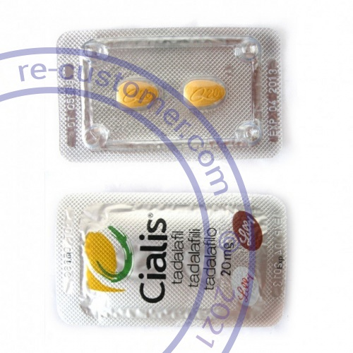 Brand Cialis photo